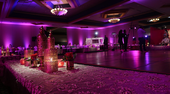 Uplight your event!