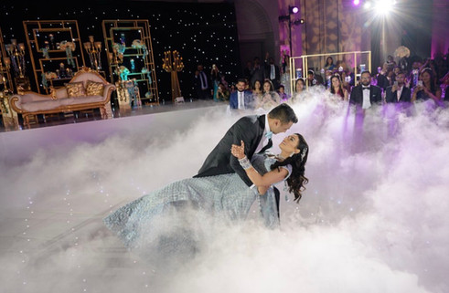 Last Dance with fog special effect