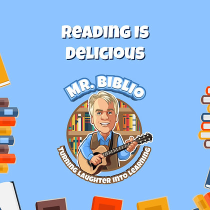 Reading Is Delicious Song©