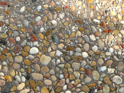 Native Stone Driveway