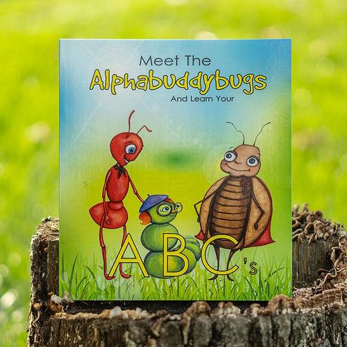alphabuddybugs book