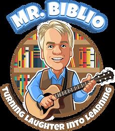 mr biblio logo