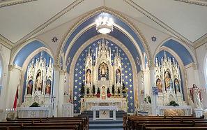 Church Restoration and Refinishing