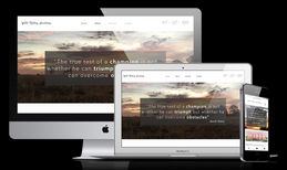 webbridingacademy A clean website that showcases the Webb Riding Aca...