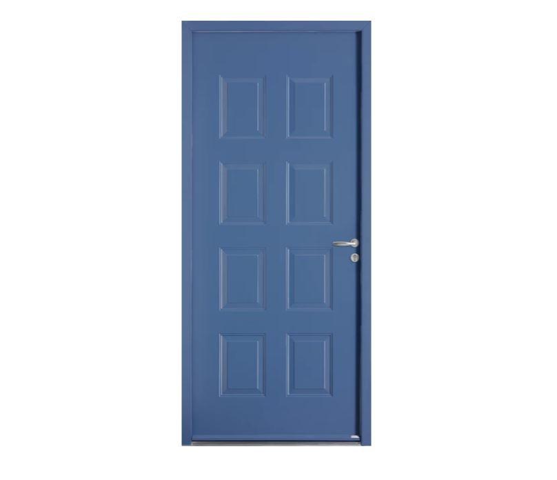 Porte d'entrée Acier Leslie