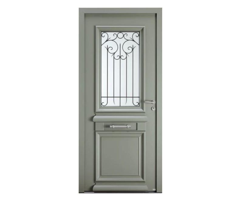 Porte d'entrée Aluminium Héliopolis