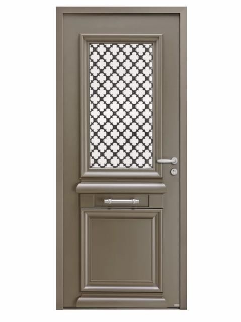 Porte d'entrée Aluminium Athena
