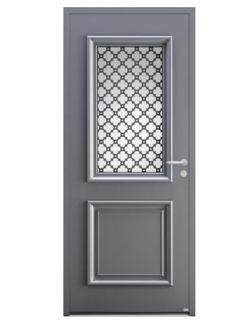 Porte d'entrée Aluminium Imagination - Bel'm Expérience