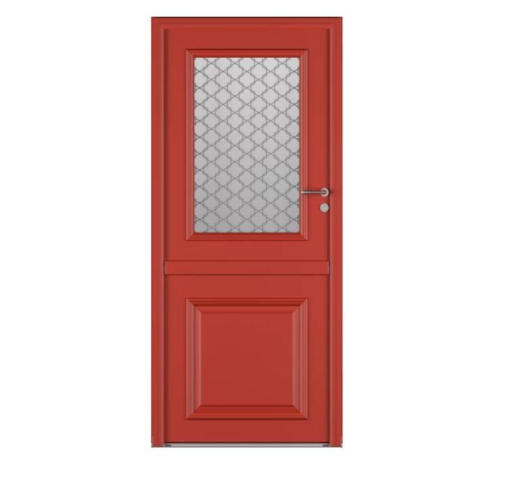 Porte d'entrée Mixte Bocage 2 Mixte
