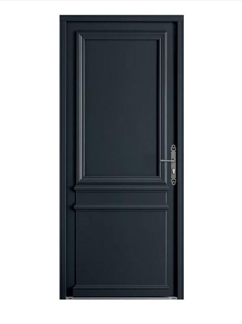 Porte d'entrée bois Bel'm, modèle Solférino.