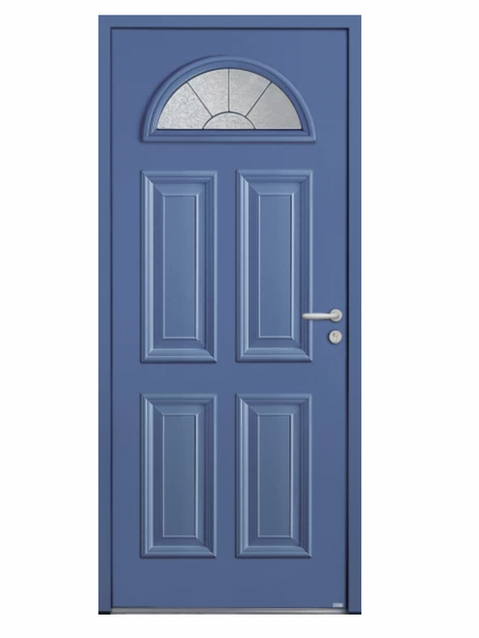 Porte d'entrée Aluminium Edgar