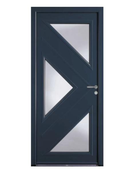Porte d'entrée Aluminium Érié