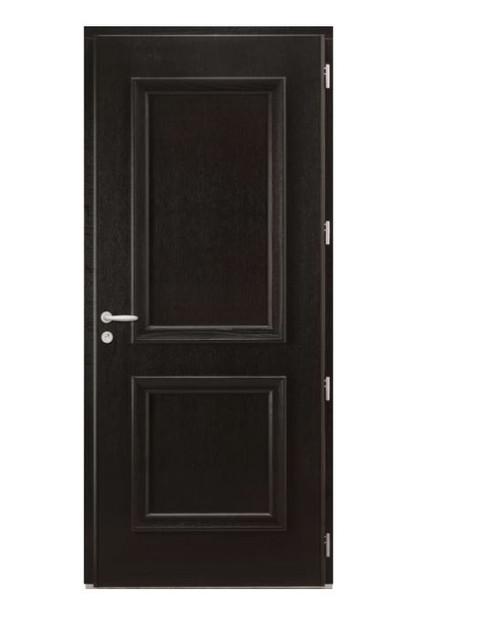 Porte d'entrée mixte Bel'm, modèle Noé (intérieur).