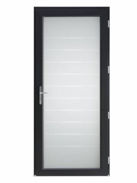 Porte d'entrée Aluminium Eveil - Bel'm Expérience