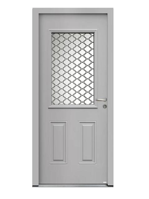 Porte d'entrée Aluminium Kansas