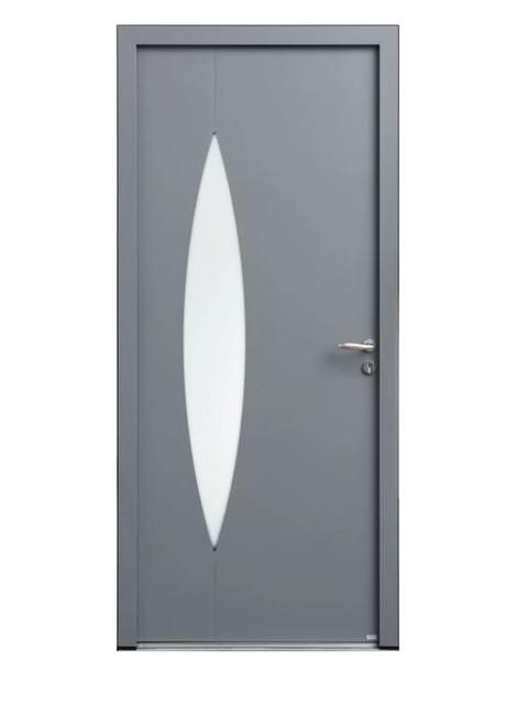 Porte d'entrée Aluminium Icare