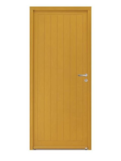 Porte d'entrée Bois PS3