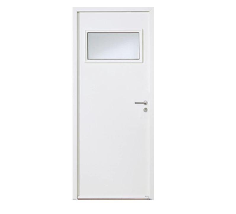 Porte d'entrée Aluminium PS Aline