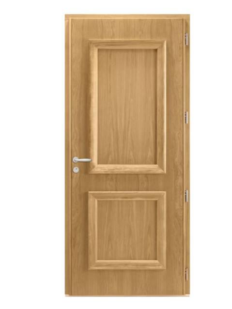 Porte d'entrée mixte Bel'm, modèle Odyssée (intérieur).