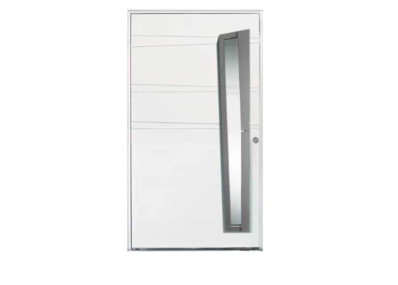 Porte d'entrée Mixte Chrystal Mixte