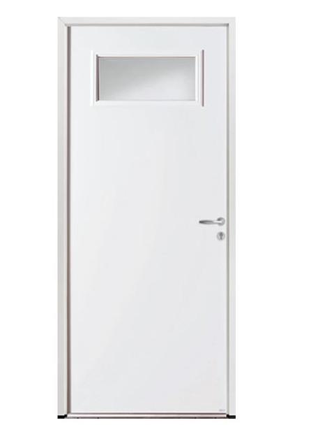 Porte d'entrée acier Bel'm, modèle PSA 2
