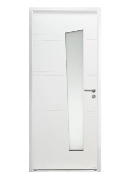 Porte d'entrée Aluminium Iraty