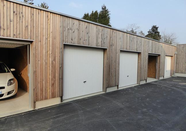 Porte de garage basculante