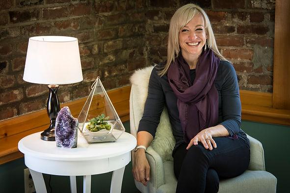 Erica Wilcox, LPC Therapist, Wilcox Well