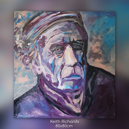 """Keith Richards"""