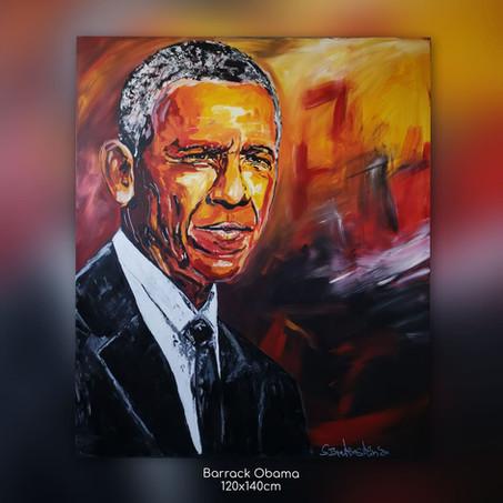 """""""Barrack Obama"""""""