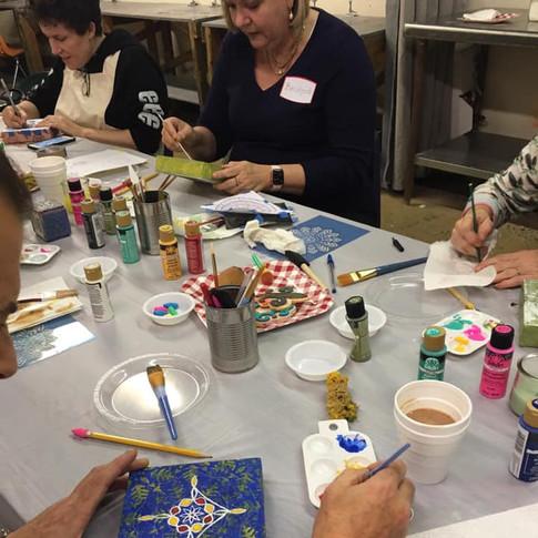 Mandala Art Workshop