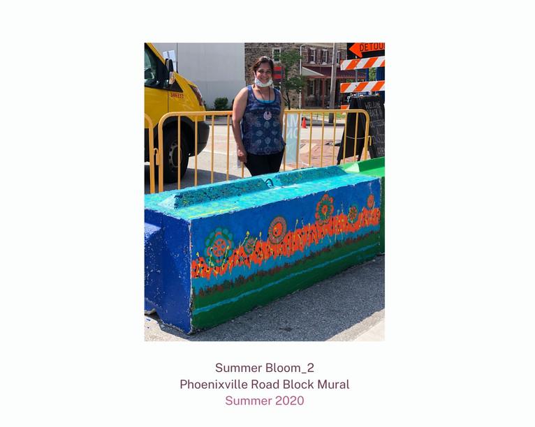 Phoenixville Road Block Mural