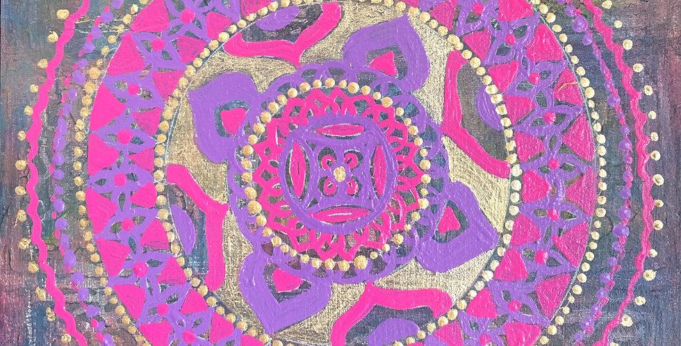 Mandala & Meditation #1