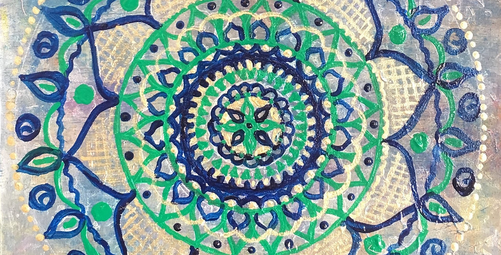 Mandala & Meditation #2