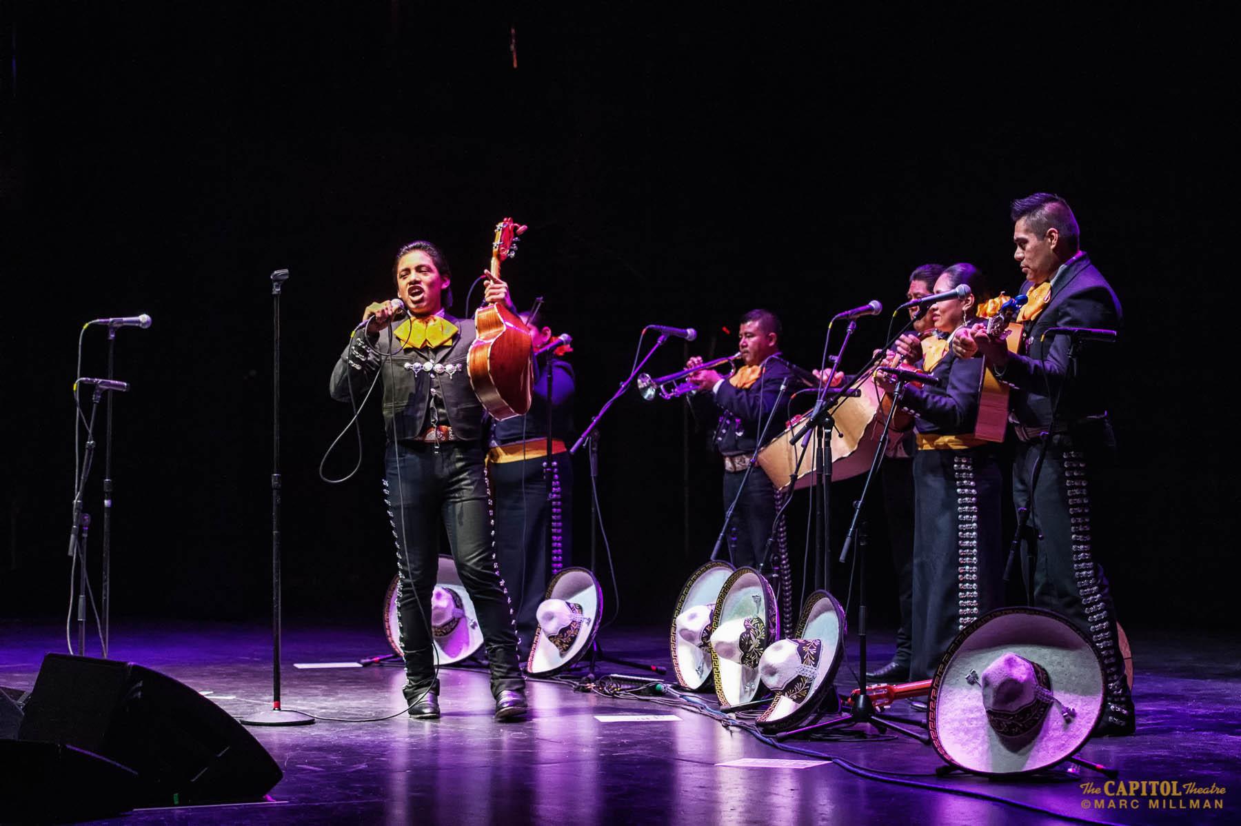 Mariachi Sol Mixteco Capitol Theatre (Fr