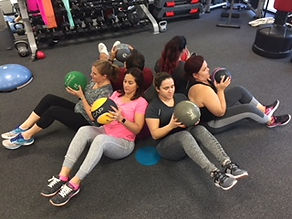 medicine ball core group exercise.JPG