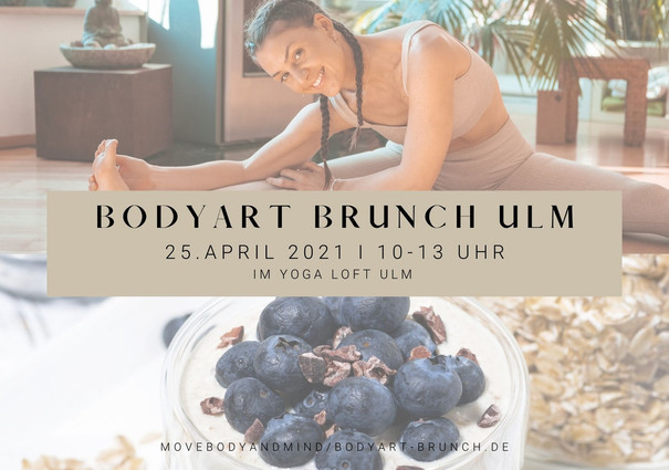 bodyART BRUNCH