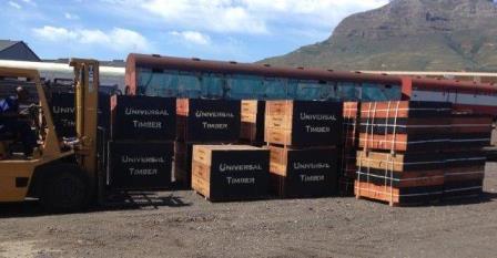 Docking Blocks Universal Timber