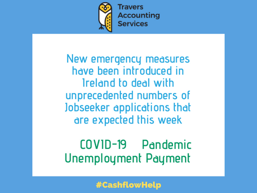 COVID-19 Pandemic Unemployment Payment (Emergency Measures)