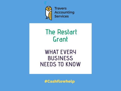 THE RESTART GRANT - What Every Business Needs to Know