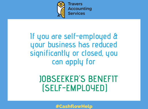 Job Seeker's Benefit for Self-Employed People