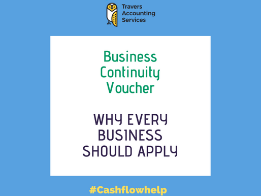 BUSINESS CONTINUITY VOUCHER - Why Every Business Should Apply