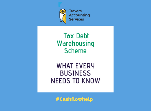 Tax Debt Warehousing Scheme - What Every Business Owner Needs to Know