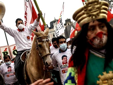 """Eleições no Peru: entre o neoliberalismo e os limites do """"socialismo"""" do século XXI"""
