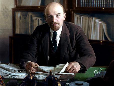 """URC: """"Lenin vive! Os 150 anos do grande mestre do marxismo-leninismo"""""""