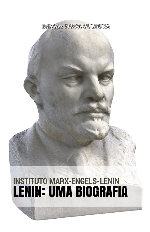 Lenin, uma biografia