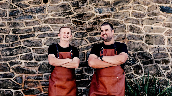 Chef Kyle Bradley, Chef Mat Fulford