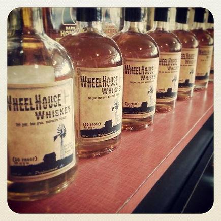 WheelHouse Whiskey, whiskey, wheelhouse
