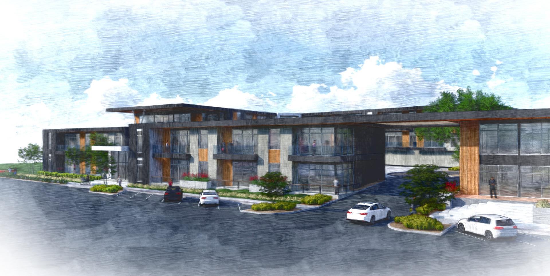 PCA-Architecture-MixedUse-San Diego-Enci