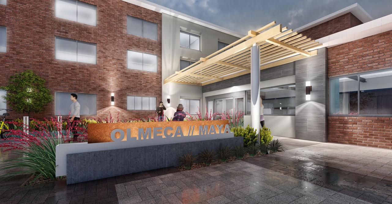 PCA-Architecture-San-Diego-Olmeca Hall 1